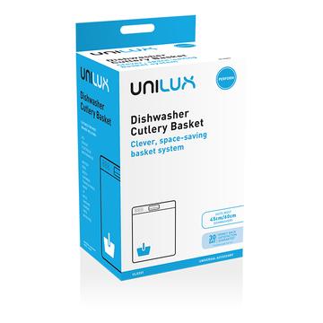 Unilux - Dishwasher Cutlery Basket System
