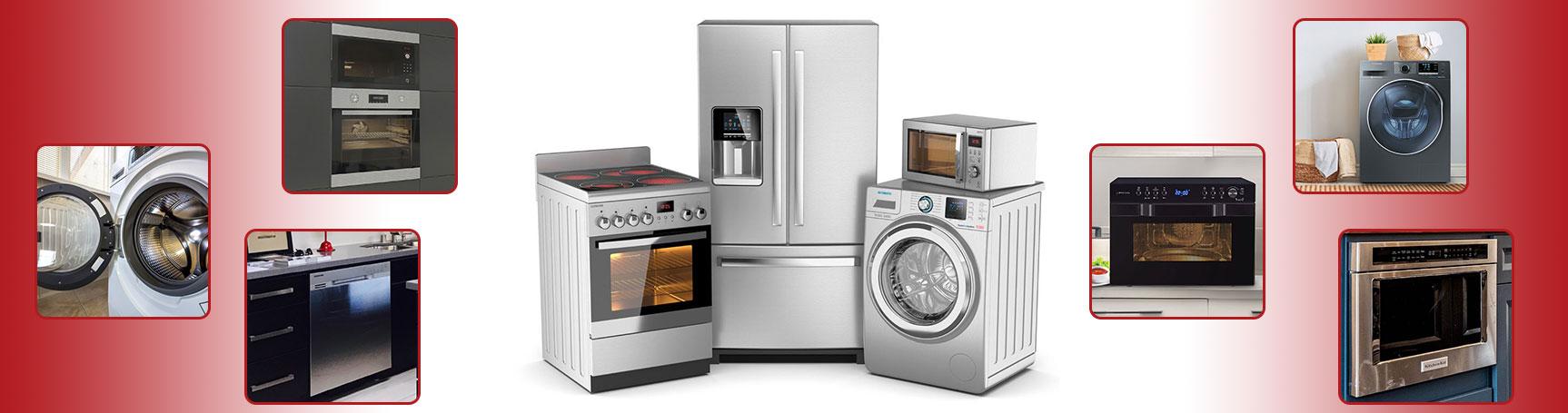 Genuine Appliances spare parts